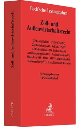 Abbildung von Zoll- und Außenwirtschaftsrecht | 1. Auflage | 2017 | beck-shop.de
