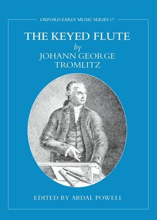 Abbildung von Tromlitz / Powell | The Keyed Flute by Johann George Tromlitz | 1996