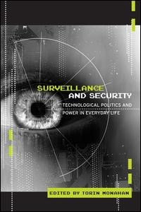 Abbildung von Monahan | Surveillance and Security | 2006