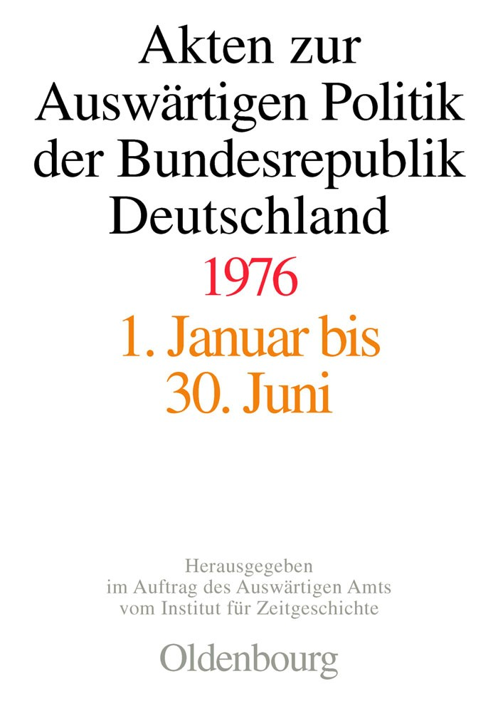 1976, 2007 (Cover)