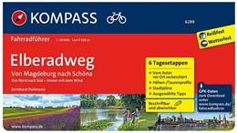 Abbildung von Pollmann | Elberadweg von Magdeburg nach Schöna | 1. Auflage | 2017 | Fahrradführer mit Stadtplänen ...