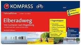Abbildung von Pollmann | Elberadweg von Cuxhaven nach Magdeburg | 1. Auflage | 2017 | Fahrradführer mit Stadtplänen ...