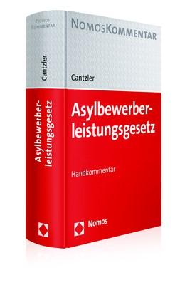 Abbildung von Cantzler | Asylbewerberleistungsgesetz | 2019