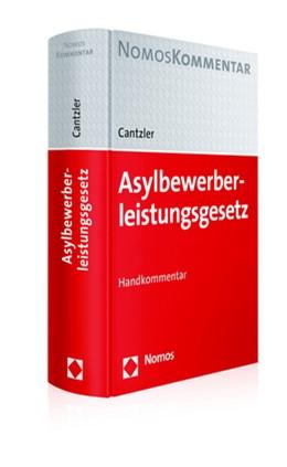 Abbildung von Cantzler | Asylbewerberleistungsgesetz | 2019 | Handkommentar