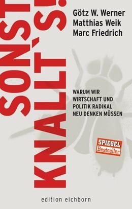 Abbildung von Weik / Werner | Sonst knallt's! | 4. Auflage | 2017 | beck-shop.de