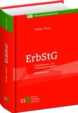 ErbStG • Erbschaftsteuer- und Schenkungsteuergesetz | Tiedtke (Hrsg.) | 2. Auflage, 2018 | Buch (Cover)