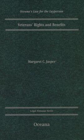 Abbildung von Jasper   Veterans Rights and Benefits   2009