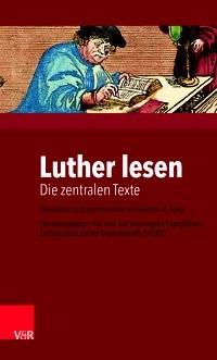 Luther lesen | Jung | 2., verbesserte und um ein Bibelstellenregister erweiterte Auflage 2016, 2016 | Buch (Cover)