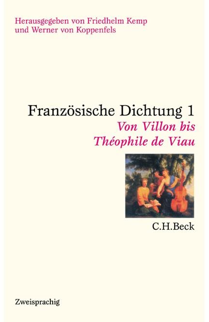 Cover: , Französische Dichtung