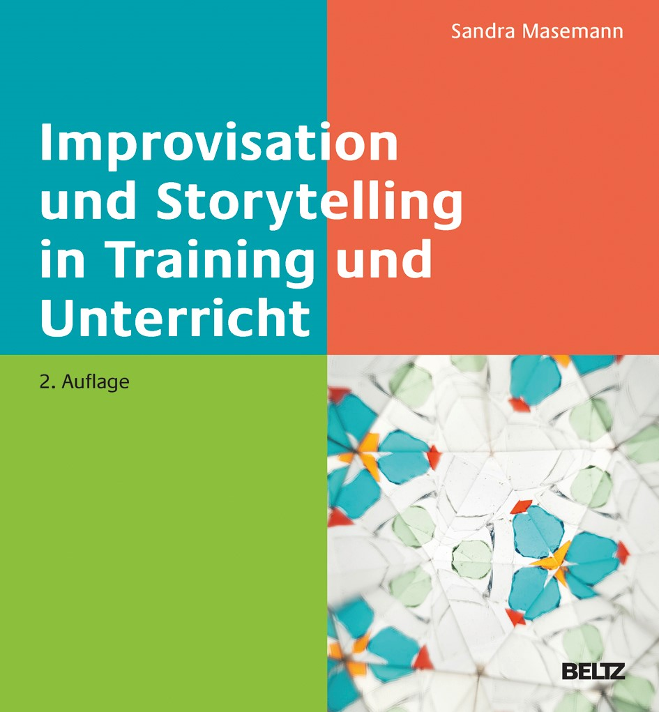 Improvisation und Storytelling in Training und Unterricht | Masemann | 2., aktualisierte und erweiterte Auflage, 2017 | Buch (Cover)