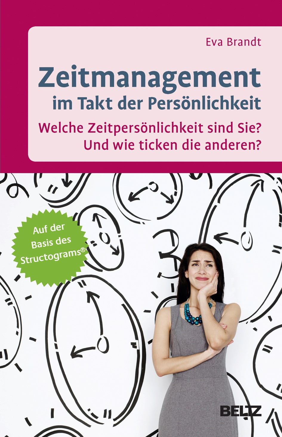 Zeitmanagement im Takt der Persönlichkeit | Brandt, 2017 | Buch (Cover)