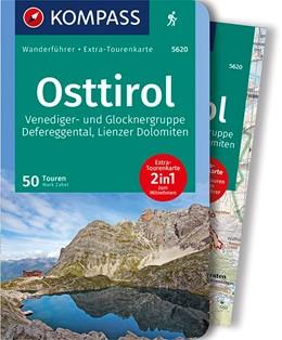 Abbildung von Zahel   Osttirol   2. Auflage   2019   Wanderführer mit Extra-Tourenk...