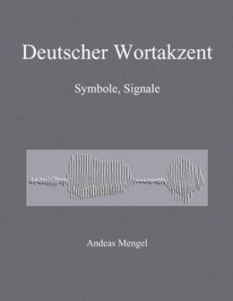 Abbildung von Mengel | Deutscher Wortakzent | 2000