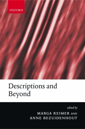 Abbildung von Reimer / Bezuidenhout | Descriptions and Beyond | 2004