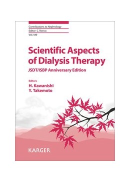 Abbildung von Kawanishi / Takemoto | Scientific Aspects of Dialysis Therapy | 2017 | JSDT/ISBP Anniversary Edition