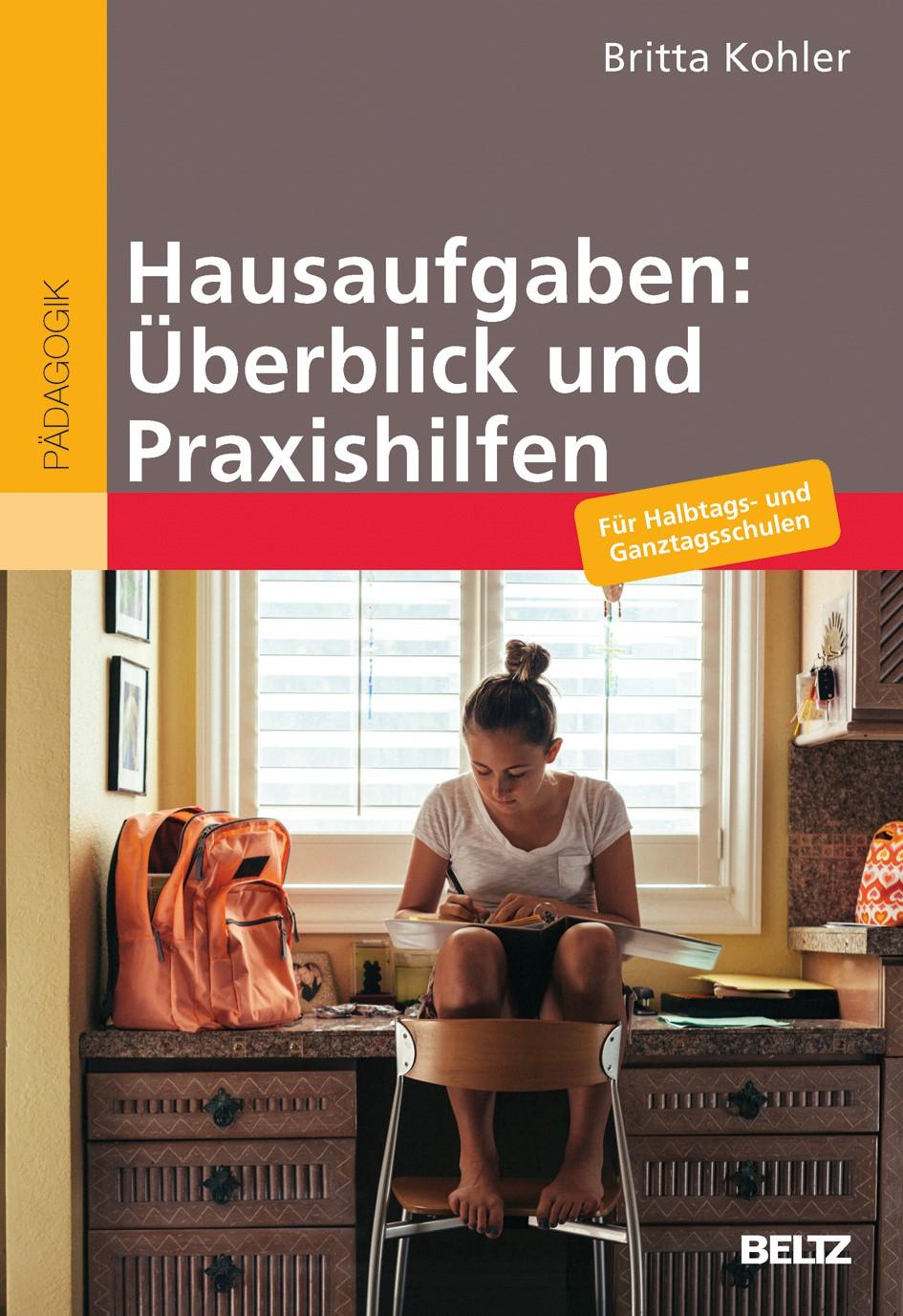 Hausaufgaben: Überblick und Praxishilfen   Kohler, 2017   Buch (Cover)