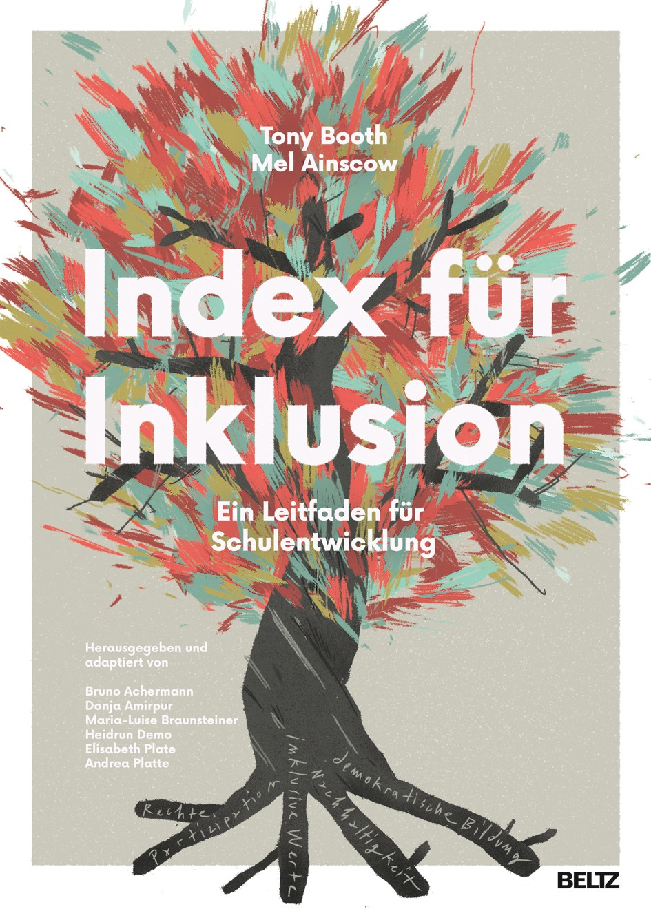 Index für Inklusion   Booth / Ainscow, 2018   Buch (Cover)
