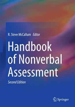 Abbildung von McCallum   Handbook of Nonverbal Assessment   2nd ed. 2017   2017