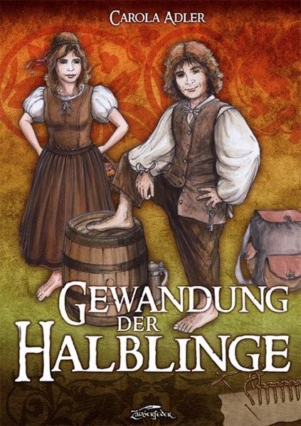 Gewandung der Halblinge | Adler, 2017 | Buch (Cover)