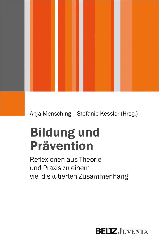 Abbildung von Mensching (Hrsg.)   Bildung und Prävention   2017