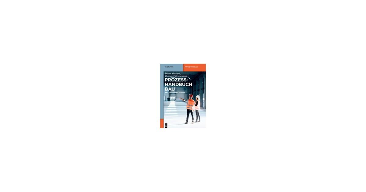 Prozesshandbuch Bau | Merkens / Thierau (Hrsg.), 2019 | Buch | beck ...
