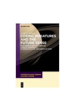 Abbildung von Adelson | Cosmic Miniatures and the Future Sense | 2017 | Alexander Kluge's 21st-Century...