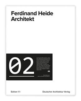 Abbildung von Ferdinand Heide Architekt | 1. Auflage | 2017 | beck-shop.de