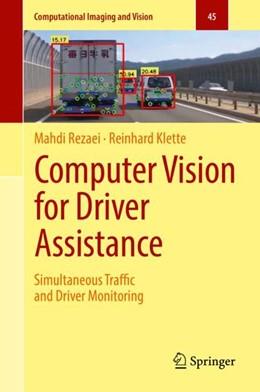 Abbildung von Rezaei / Klette   Computer Vision for Driver Assistance   2017   Simultaneous Traffic and Drive...