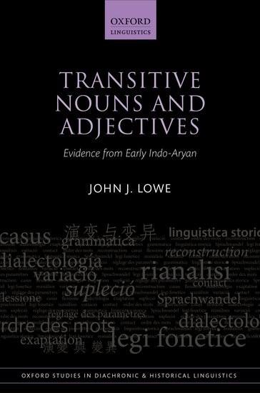 Abbildung von Lowe | Transitive Nouns and Adjectives | 2017