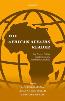 Abbildung von Cheeseman / Whitfield / Death | The African Affairs Reader | 2017 | Key Texts in Politics, Develop...