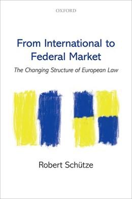 Abbildung von Schütze | From International to Federal Market | 2017