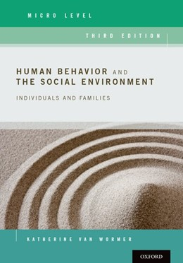 Abbildung von Van Wormer | Human Behavior and the Social Environment, Micro Level | 2017 | Individuals and Families