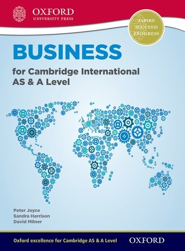 Abbildung von Joyce / Harrison / Milner | Business for Cambridge International AS & A Level | 2016