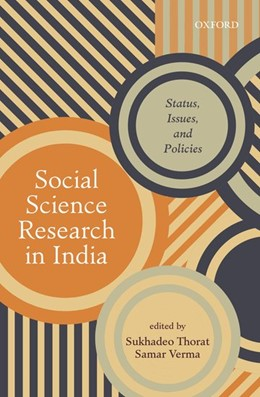 Abbildung von Thorat / Verma | Social Science Research in India | 2017 | Status, Issues, and Policies