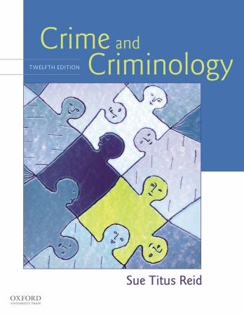 Abbildung von Reid | Crime and Criminology | 2010