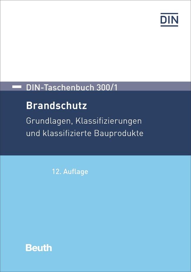 Brandschutz | 12. Auflage., 2017 | Buch (Cover)