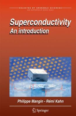 Abbildung von Mangin / Kahn | Superconductivity | 2017 | An introduction