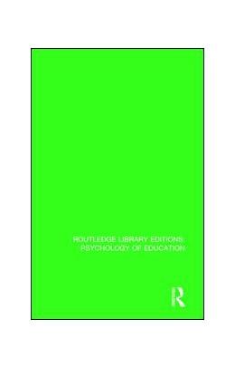 Abbildung von Spencer   The Psychology of Educational Technology and Instructional Media   1. Auflage   2017   beck-shop.de