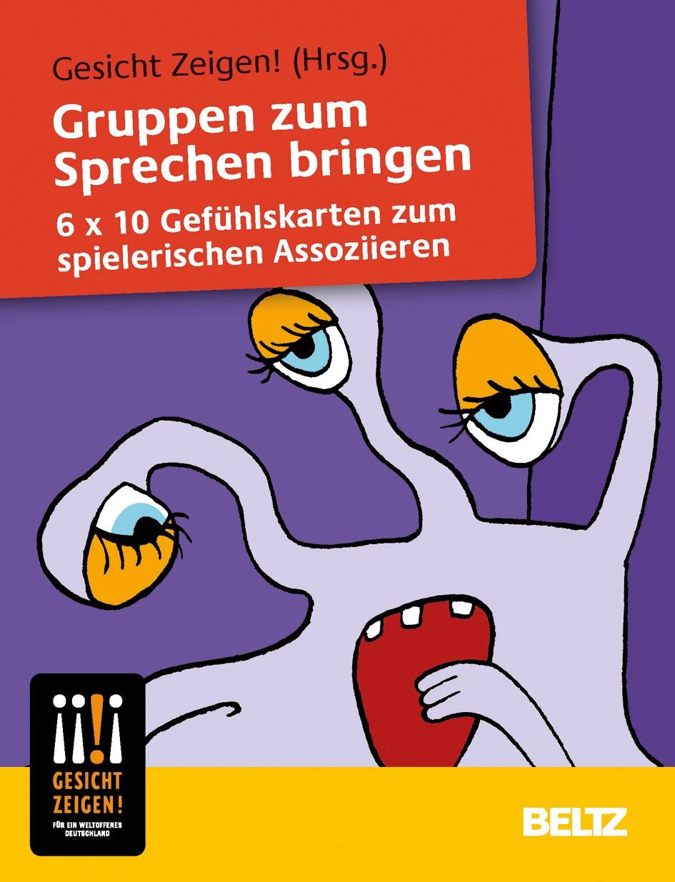 Gruppen zum Sprechen bringen | Gesicht Zeigen! e.V., 2017 (Cover)