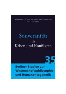 Abbildung von Diesner / Scupin | Souveränität in Krisen und Konflikten | 1. Auflage | 2016 | 35 | beck-shop.de