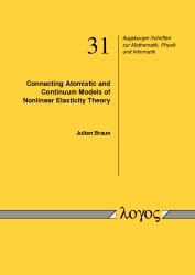Connecting Atomistic and Continuum Models of Nonlinear Elasticity Theory | Braun, 2016 | Buch (Cover)