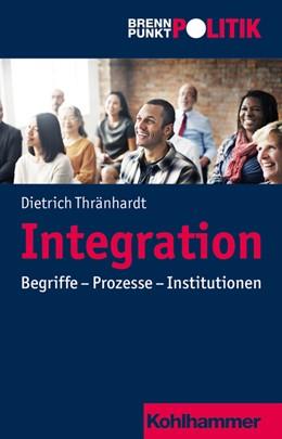 Abbildung von Thränhardt   Integration   1. Auflage   2021   beck-shop.de