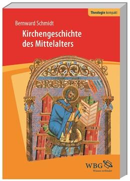 Abbildung von Schmidt | Kirchengeschichte des Mittelalters | 2017