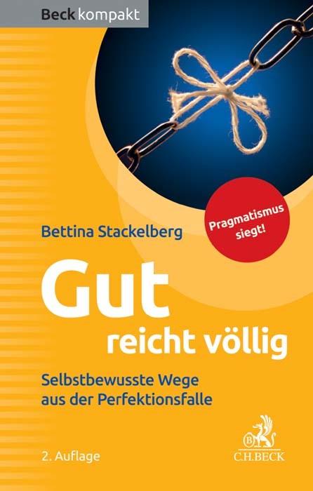 Gut reicht völlig | Stackelberg | 2. Auflage, 2017 | Buch (Cover)