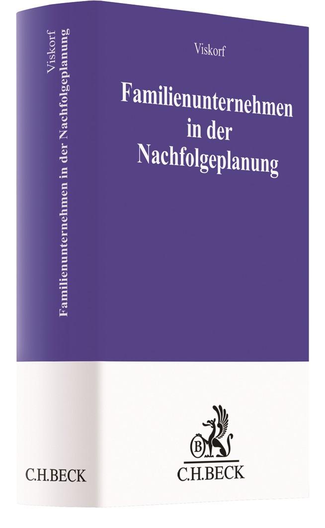 Familienunternehmen in der Nachfolgeplanung | Viskorf, 2019 | Buch (Cover)