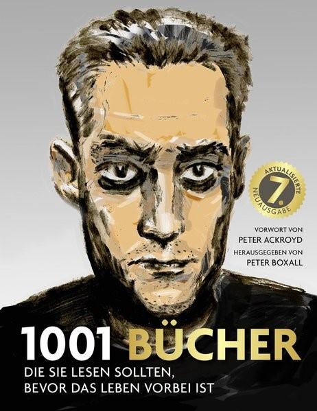 1001 Bücher | Boxall / Ueberle / Marti | 7., aktualisierte Neuausgabe, 2017 | Buch (Cover)