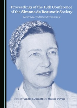 Abbildung von Duranti / Tuveri | Proceedings of the 18th Conference of the Simone de Beauvoir Society | 1. Auflage | 2017 | beck-shop.de
