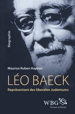 Abbildung von Hayoun | Léo Baeck | 1. Auflage | 2016 | beck-shop.de