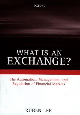 Abbildung von Lee | What is an Exchange? | 1998