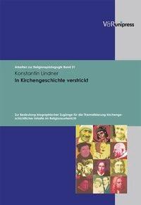 In Kirchengeschichte verstrickt | Lindner, 2007 | Buch (Cover)
